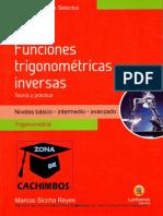 Funciones Trigonometricas Inversas TS