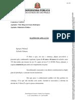 HC, Trafico Apelação, Document