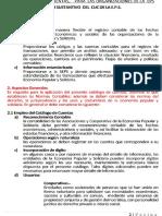 Catalogo Unico de Cuentas Para Las Organizaciones de La Economia Populra y Solidaria