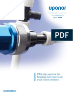 Uponor PEX Brochure