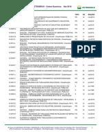 Catalogo de Normas Tecnicas Abril 2018