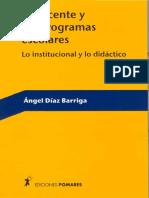 Diaz BArriga El docente y los programas esc.pdf