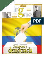 2018-Imagenes 27 de Mayo. Artículo Corrupción y Democracia