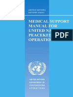 BOOK, Medical Support