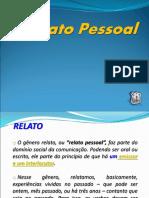 Auladeredaao Relatopessoal 120330141002 Phpapp01