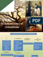 MC Literatura Del Romanticismo en Colombia