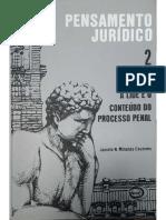 COUTINHO, Jacinto Miranda. A lide e o conteúdo do processo ... (1).pdf