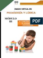 Guía Didáctica 3 El Constructivismo y El Aprendizaje Experiencial
