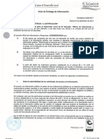 Acta de Entrega de Informacion 4029-2017 Del 15nov17