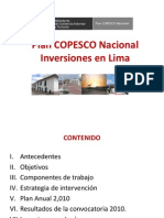 Plan Copesco