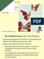Standish 2013 Report