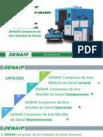 DENAIR Introducción y Mantenimiento de Compresor de Aire de Diesel