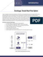 Power Exchange Oracle