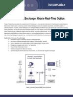 Power Exchange Oracle