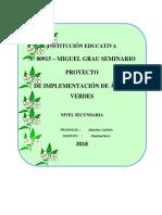 Campaña de Arborización y Áreas Verdes