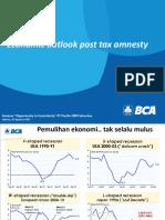Macroeconomics Update BCA