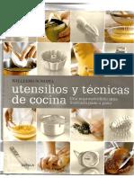 Tecnicas y Utensillos de Cocina