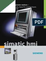HMI OperatorStations En