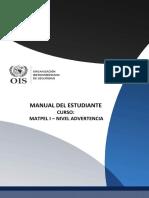 Manual Del Estudiante - Materiales Peligrosos