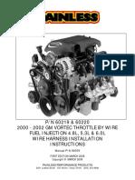 Vortec Manual