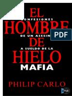 El Hombre de Hielo - Philip Carlo