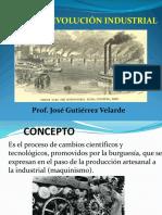 1ra y 2da Revolución Industrial Anual UNI