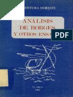 ensayos de borges analisis