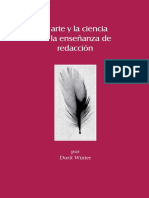 El Arte y La Ciencia en La Enseñanza de La Redaccion - Dorit Winter