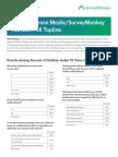 CommonSense Media + SurveyMonkey YouTube Kids Study