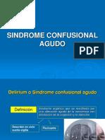 sindrome confuncional agudo
