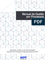 Manual de Gestao Por Processos