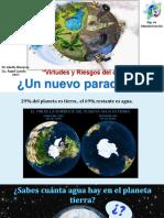 Virtudes y Riesgos Agua-UN NUEVO PARADIGMA-Presentación