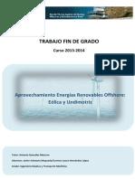 Aprovechamiento Energias Renovables Offshore_ Eolica y Undimotriz