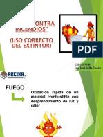 Lucha Contra Incendio - Sulla