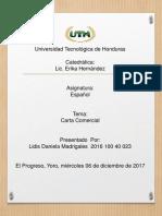 Cartas Comerciales (Español)