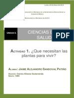 JaimeSandoval_1803-U3-A1_ Que Necesitan Las Plantas