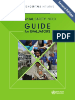 Hospital Safety Index - RSUD Dr. H. Soemarno Sosroatmodjo Kuala Kapuas
