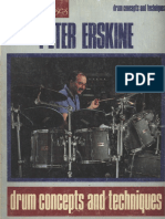 Drums methods - Peter Erskine - Drum Concepts and Techniques.pdf