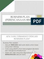 Pertemuan 14 Rencana Bisnis1