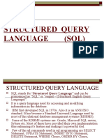 SQL Integrity Constraints 1