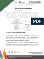 4. Estudio Económico –Financiero