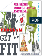 Poster Get Fit