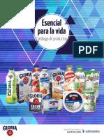 Informacion nutricional gloria