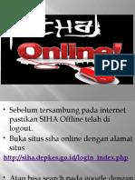 6. siha online.pptx