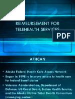 Reimbursement for Telehealth Services