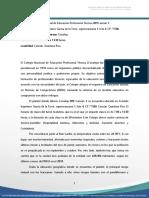 EJEMPLO DE DIAGNOSTICO PARA EXAMEN DE PERMANENCIA 2018