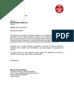 Propuesta Comercial Internet Banda Ancha y TL FO