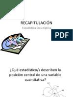 01_Recapitulación Estadística Descriptiva