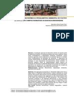 Importancia Socieconomica e Problematica Ambiental Do Cultivo de Arroz Nos Campos Inundaveis Da b