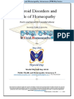 Thyroid Disorders and Role of Homeopathy
